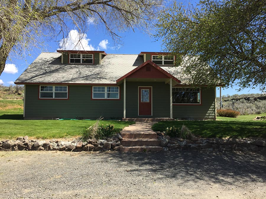 Sage Canyon Outfitters Bakeoven Ranch House