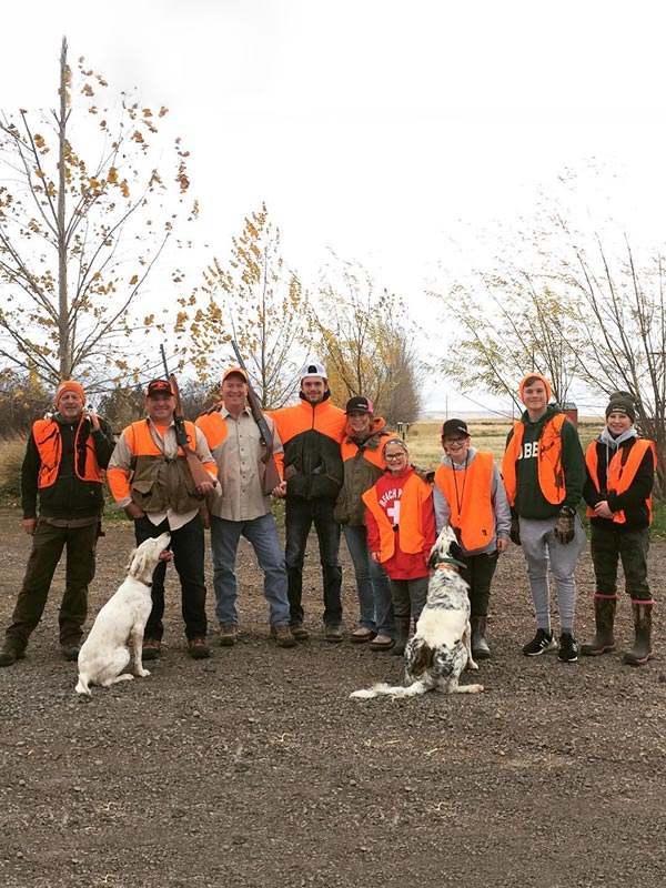 Corporate Bird Hunting Packages
