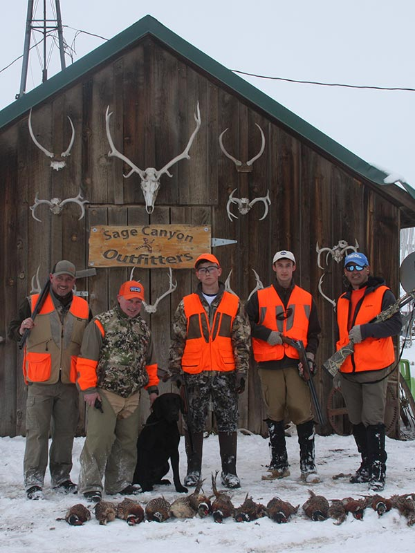 Reward your employees with a hunting trip!