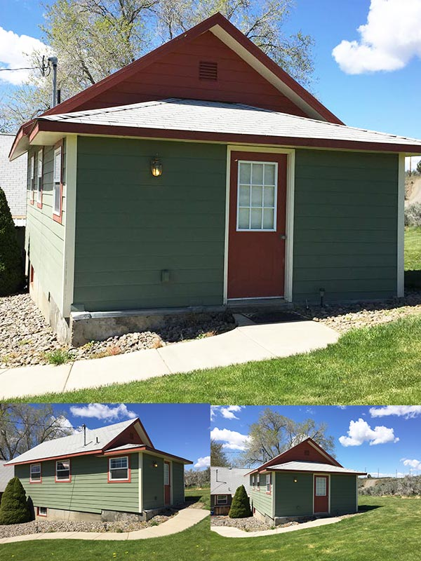 The Bunkhouse at Sage Canyon Outfitters