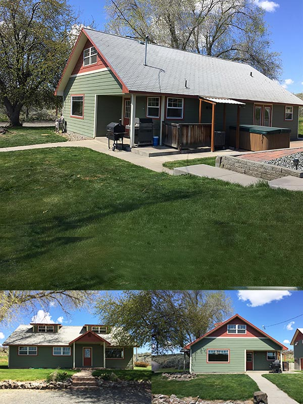 The Ranch House at Sage Canyon Outfitters